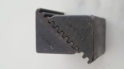 Swiss milling risers clamps